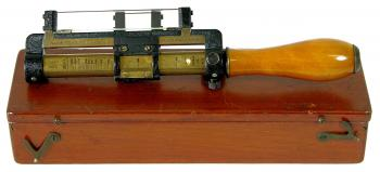 Range Finder Cotton Type MKII by E.R. Watts & Son, London.