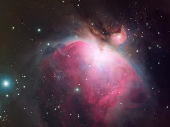 M42 (Orion nebula).