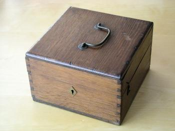The box of the pseudo Dutch circle